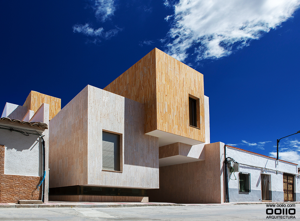 proyectos de viviendas en Madrid