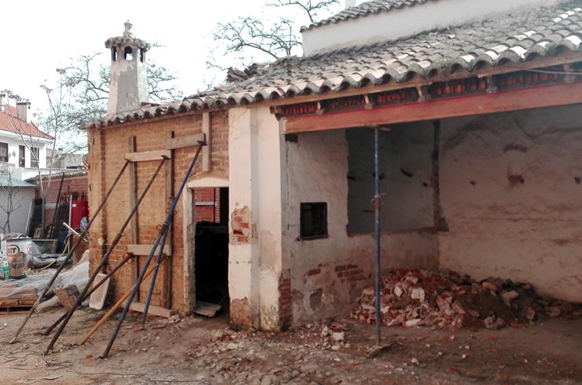 Reforma en Toledo diseñada por el estudio de arquitectura OOIIO