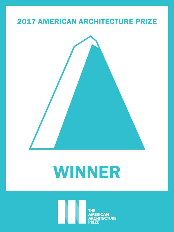 OOIIO gana Premio Internacional de Arquitectura al mejor Diseño Urbano.