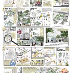 Cómic Urbano by OOIIO Arquitectura