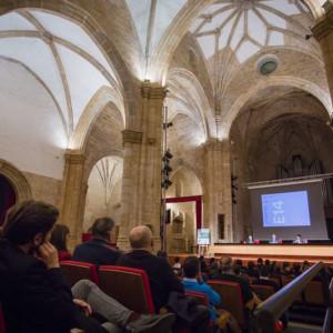 Entrega de Premios Europan 14, en Cáceres.