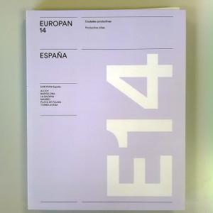 Publicación Europan 14