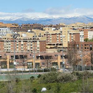 Estudio de arquitectura diseña viviendas en Montecarmelo, Madrid.